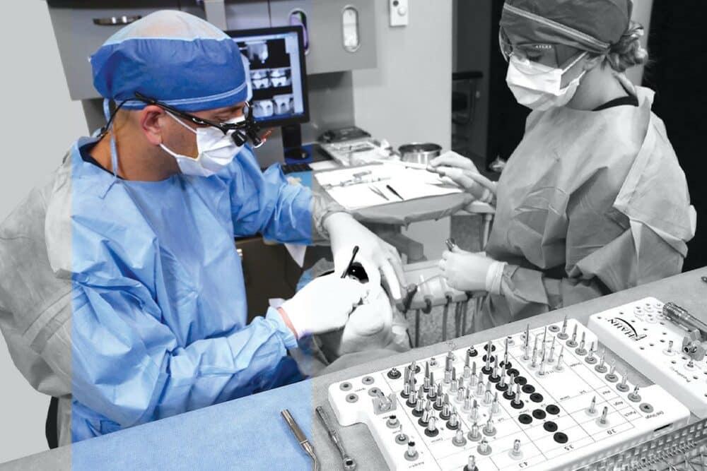 Van A tot Z naar een fraai resultaat in de esthetische zone | Implant College 03