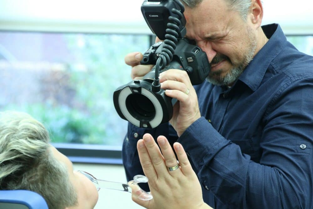 Praktische cursus mondfotografie 03 | Implant College